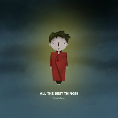 "Cover ""All the best things!"""