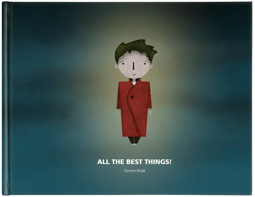 Cover of All The Best Things!